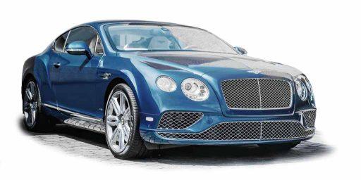 Bentley voiture achat voiture d'exportation Itani