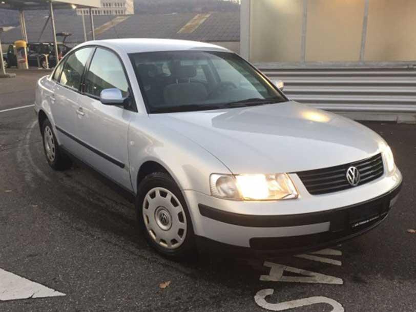 Volkswagen Passat Verkauf