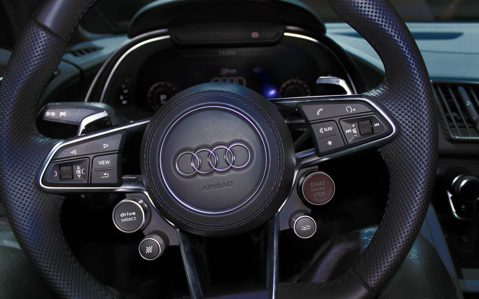 Header Image Auto Itani Audi R8