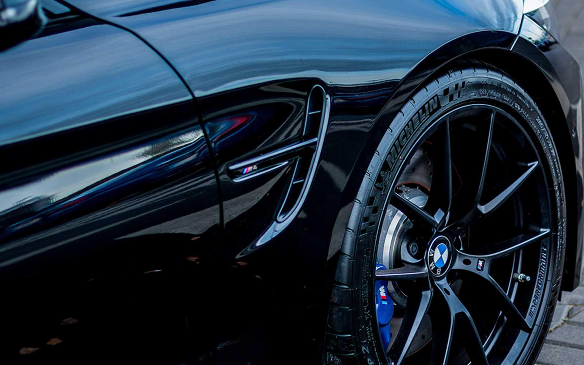 BMW M4 Felgen