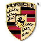 Logo Automarke Porsche